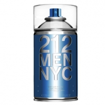 212 Men NYC Body Spray Masculino Eau De Toilette