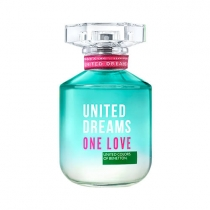 Benetton One Love Her Feminino Eau de Toilette