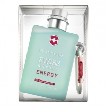 Victorinox Swiss Unlimited Energy Masculino Eau de Cologne