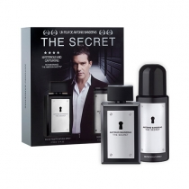 Coffret The Secret Masculino Eau de Toilette
