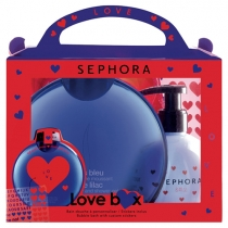 Blue Lilac Love Box Valentines Day Collection