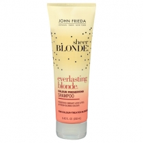 Shampoo Sheer Blonde Everlasting Blonde Colour Preserving
