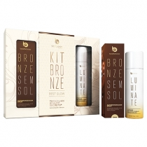 Kit Bronze Best Glow
