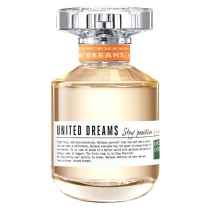 United Dreams Stay Positive Feminino Eau de Toilette