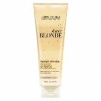 Shampoo Sheer Blonde Highlight Activating Enhancing Shampoo for Lighter Blondes