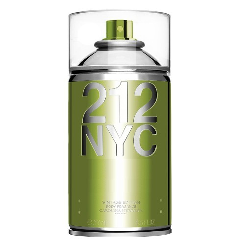 212 Nyc Body Spray Feminino Eau De Toilette Prd24398 on oscar blandi nyc