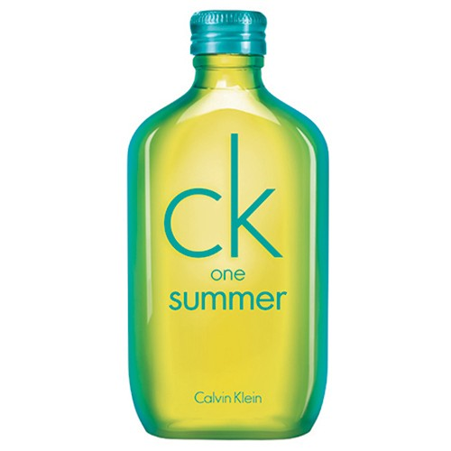 Perfume Ck One Summer Calvin Klein Eau de Toilette Unissex 100 Ml
