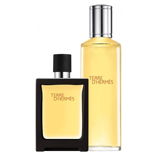Kits de Perffumes - Coffre Terre d'Hermès Pure Masculino