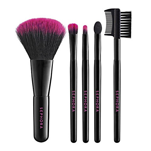Kit Pincéis Travel Brush Set