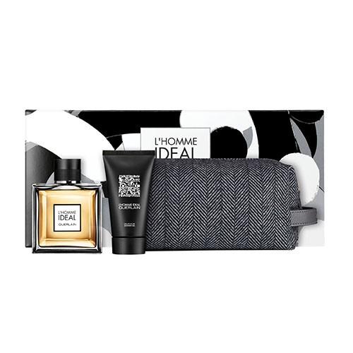 Kits de Perfumes - Coffret L'homme Ideal Masculino Eau de Toilette II Kits de Perfumes para Ele de GUERLAIN