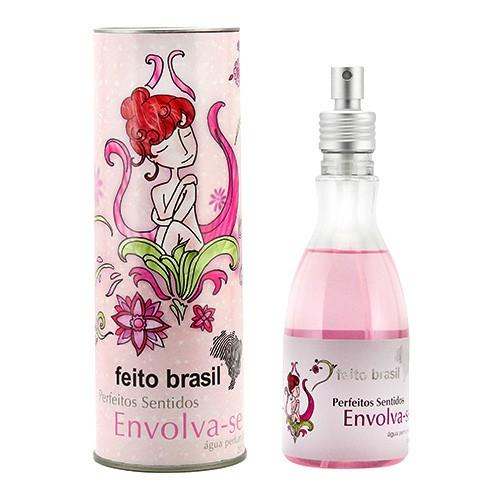 Perfume Envolva-se Feito Brasil Eau de Cologne Feminino 10 Ml