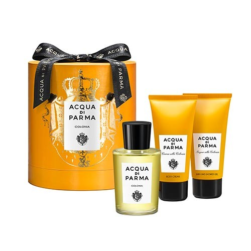 kits de perfumes- Coffret Colonia Masculino
