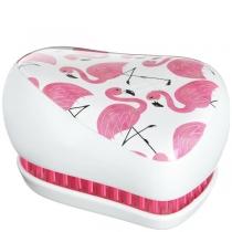 Escova Desembaraçadora Compact Styler Pink Flamingo