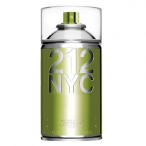 Body Spray Carolina Herrera 212 NYC Feminino Eau De Toilette