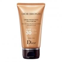 Creme Facial Com Proteção Diorbronze Spf30