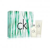 Coffret Ck One Unissex Eau De Toilette