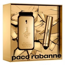 Kit Coffret Paco Rabanne 1 Million Eau de Toilette