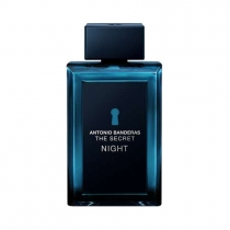 The Secret Night Masculino Eau de Toilette