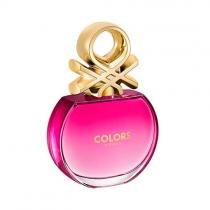 Colors Pink Feminino Eau De Toilette