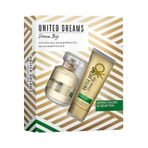 Coffret Dream For Her Feminino Eau De Toilette