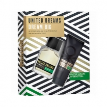 Coffret Dream For Him Masculino Eau De Toilette