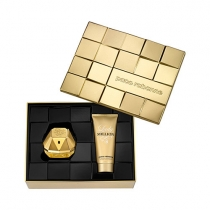 Coffret Lady Million Feminino Eau de Parfum