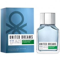 United Dreams Go Far Masculino Eau de Toilette