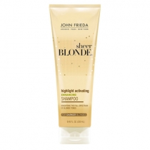 Shampoo Sheer Blonde Highlight Activating Enhancing Shampoo for Darker Blondes