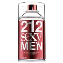 212 Sexy Body Spray Masculino Eau de Toilette