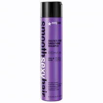 Smoothing  Anti-frizz  Sulfate-Free Smoothing