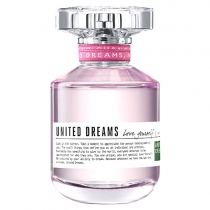 Perfume Benetton United Dreams Love Yourself Feminino Eau de Toilette