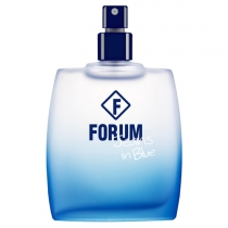 Forum Jeans in Blue Unissex  Eau de Cologne