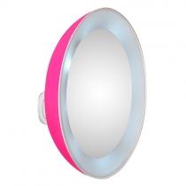 Espelho de aumento 15X Pink Perfection