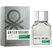 United Dreams Aim High Masculino Eau de Toilette