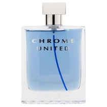Chrome United Masculino Eau de Toilette