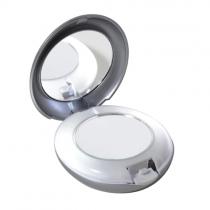 Espelho Com Luz Compacto 10X - comprar online