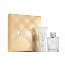 Coffret Brit Splash Masculino Eau de Toilette