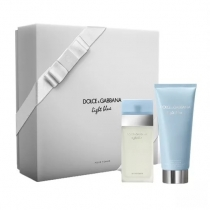 Coffret Light Blue Feminino Eau De Toilette