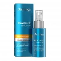 Descrição: A Dermage desenvolveu oHyaluage Complex HA5, um corretor anti-idade 5x mais potente! Com o decorrer da idade...