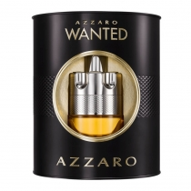 Kit Coffret Azzaro Wanted Masculino Eau de Toilette