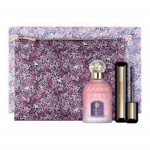 Perfume Insolence Eau de Toilette: A cereja negra dá a primeira piscada. Ilustrada por uma mistura de amêndoa, frutas ve...