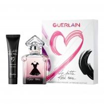 O Perfume Feminino Petite Robe Noire Eau de Parfum é um Cítrico Floral. Aroma Guerlain deliciosa, travessa e irresistíve...
