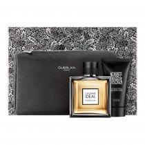 O Perfume L'Homme Ideal é a resposta da Guerlain para todos aqueles que acham que o Homem Ideal não existe.A resposta e...