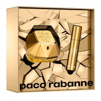 Kit Coffret Paco Rabanne Lady Million Set Feminino 50ml
