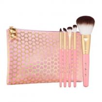 Kit De Pinceis Too Faced Absolute Essentials Teddy Bear Brush Set