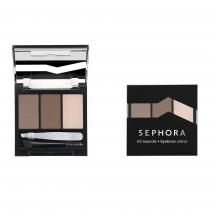 Kit De Sobrancelhas Sephora Collection Eyebrow Editor