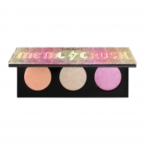 Paleta de Iluminadores Kat Von D Metal Crush Extreme Highlighter Palette