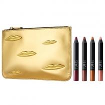 Kit De Velvet Matte Lip Pencil Com Necessaire The Kiss – Man Ray Collection