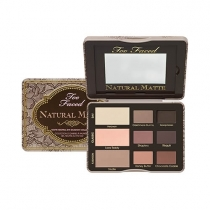 Paleta de Sombras Too Faced Natural Matte