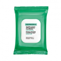 Lenços de Limpeza Express Cleansing  & Purifying Wipes